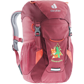 Deuter Waldfuchs Backpack 10l Kids, cardinal/maron